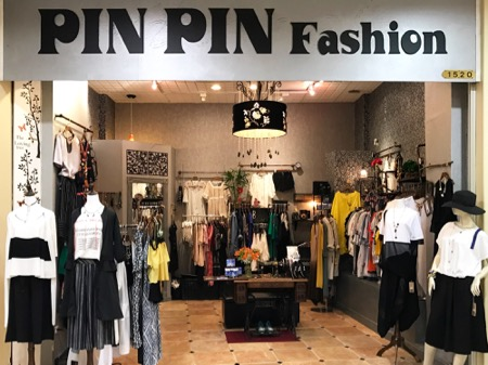 PinPinFashion Unit1520