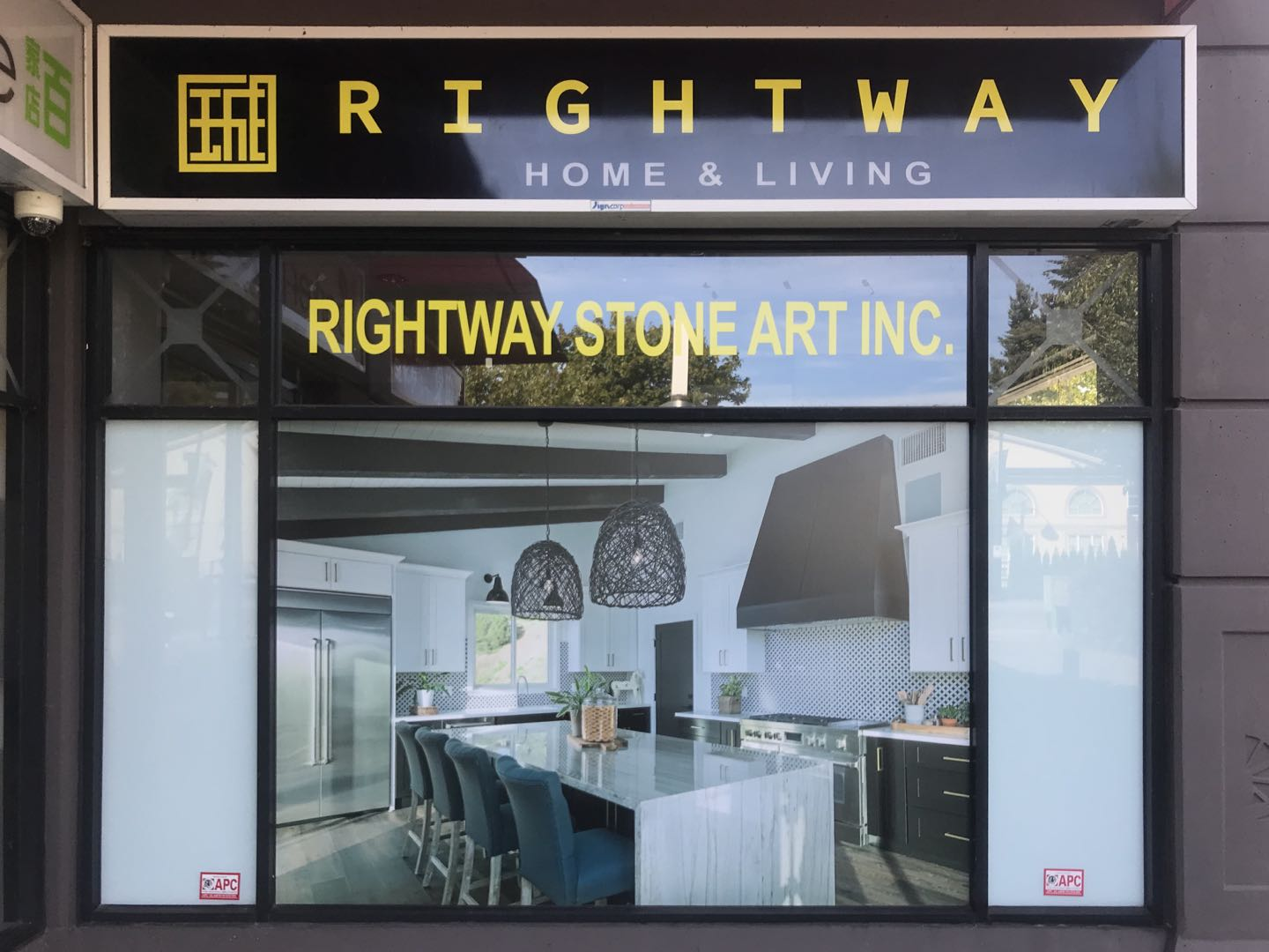 Rightway Stone Art Inc. Unit1850